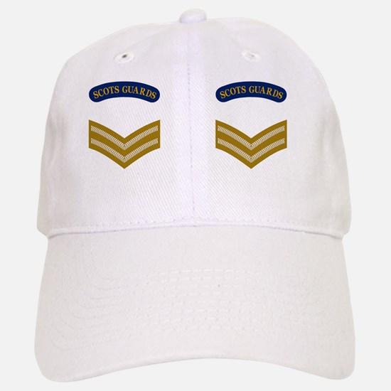 British-Army-Scots-Guards-LCpl-Mug-3 Baseball Baseball Cap