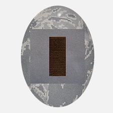 USAF-2Lt-Journal-ABU Oval Ornament