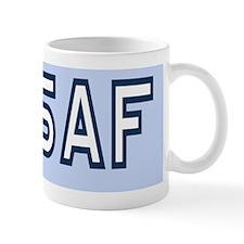 USAF-1Lt-B-Sticker Mug