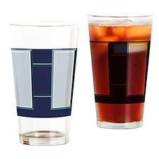 USAF-Capt-Journal-Blue Drinking Glass