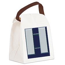 USAF-Capt-Journal-Blue Canvas Lunch Bag