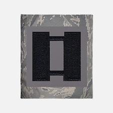 USAF-Capt-Mousepad-ABU Throw Blanket