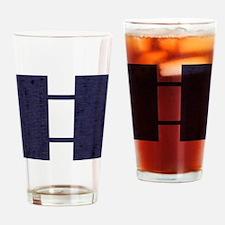 USAF-Capt-Midnight-Blue Drinking Glass
