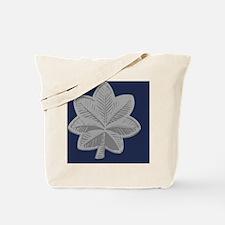 USAF-LtCol-Tile Tote Bag