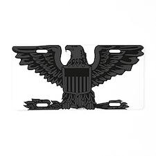 USAF-Col-Subdued-2 Aluminum License Plate