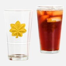 USAF-Maj-Epaulette Drinking Glass