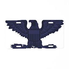 USAF-Col-Subdued-Blue-3 Aluminum License Plate