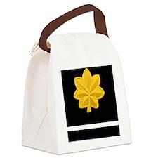 USAF-Maj-Magnet-Epaulette Canvas Lunch Bag