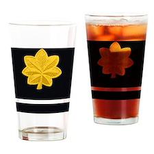 USAF-Maj-Magnet-Epaulette Drinking Glass