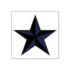 """USAF-BG-Subdued-Blue Square Sticker 3"""" x 3"""""""