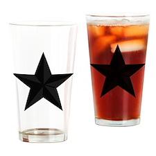 2-USAF-BG-Subdued-Black-PNG Drinking Glass