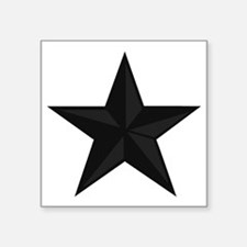 "2-USAF-BG-Subdued-Black-PNG Square Sticker 3"" x 3"""