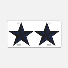 USAF-MG-Subdued-Blue-PNG Aluminum License Plate