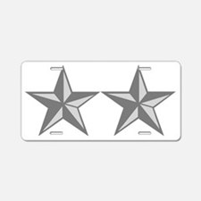 USAF-MG-Teddy-Bear Aluminum License Plate