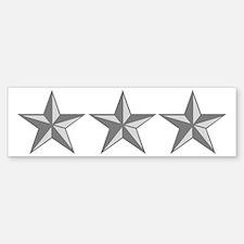 USAF-LTG-Silver-Gray-PNG Sticker (Bumper)