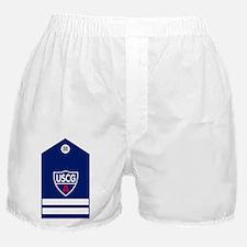 USCGAux-Rank-ADSO-Board Boxer Shorts