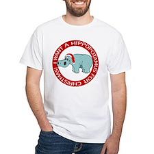 Christmas Hippo Shirt