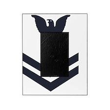 USCG-Rank-PO2-Crow-Whites-Obsolete Picture Frame