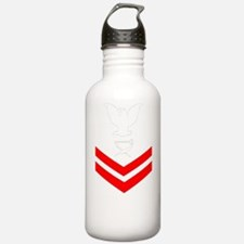 USCG-Rank-FS2-PNG Water Bottle