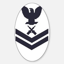USCG-RANK-GM2-Blue-PNG Decal