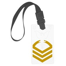 USCG-Rank-HSCM-PNG Luggage Tag