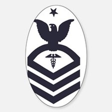 USCG-Rank-HSCS-Blue-PNG Decal