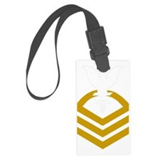 USCG-Rank-HSC-PNG Luggage Tag