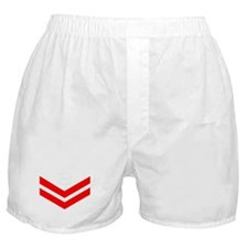 USCG-Rank-OS2-PNG Boxer Shorts