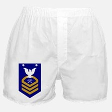 USCG-Rank-SKCM Boxer Shorts