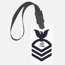 USCG-Rank-TCCS-Blue-Crow-PNG Luggage Tag