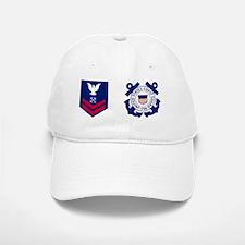 USCG-Rank-BM2-Mug Baseball Baseball Cap