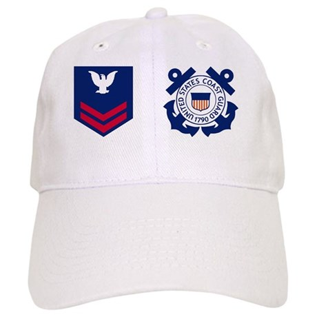 USCG-Rank-PO2-Crow-Mug Cap
