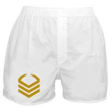 USCG-Rank-ETC-PNG Boxer Shorts