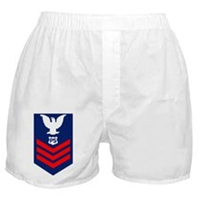 USCG-Rank-PS1-Reserve Boxer Shorts