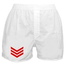 USCG-Rank-IV1-PNG Boxer Shorts
