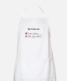 My To-Do List BBQ Apron