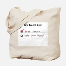 My To-Do List Tote Bag