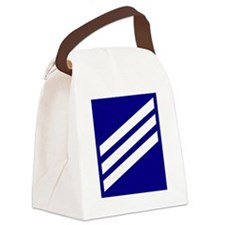 USCG-Rank-SN Canvas Lunch Bag