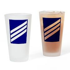 USCG-Rank-SN Drinking Glass