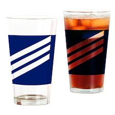 USCG-Rank-SN-Magnet Drinking Glass