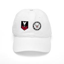 Navy-Rank-BM2-Mug-Blues Baseball Cap