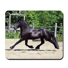 """Friesian 5"" Mousepad"