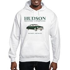Hudson Hoodie - white