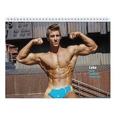 2015 Men Of Northamericanbodies.com Wall Calendar