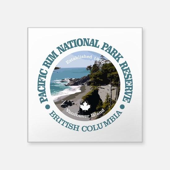 Pacific Rim NPR Sticker