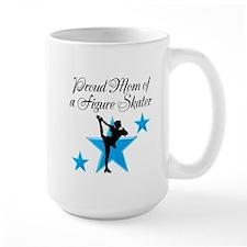 #1 SKATER MOM Mug