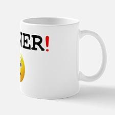 SHINER - BLACK EYE! Z Small Mug