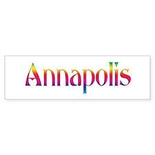 Annapolis Bumper Bumper Sticker