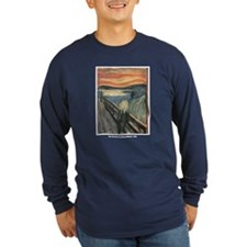 Edvard Munch Scream (Front) T