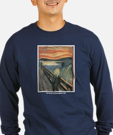Edvard Munch Scream (Front) T